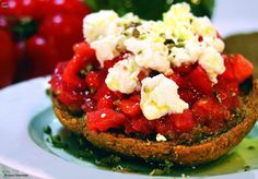 the world famous cretan salad, Crete, Greece Greek Recipes, Wine Recipes, Easy Recipes, Greece Food, Crete Greece, Mykonos Greece, Greek Menu, Eat Greek, Yummy Appetizers