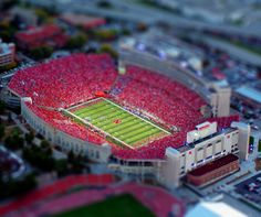 Nebraska Huskers Stadium