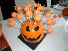 Halloween cakepops By CupcakeGlyn on CakeCentral.com