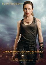CHRONIKEN DER UNTERWELT – CITY OF BONES (The Mortal Instruments) - Jemima West als Isabelle Lightwood #TMImovie
