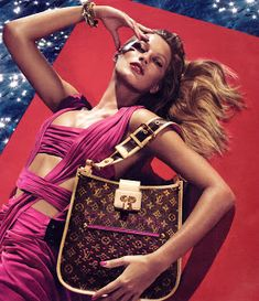 Gisele Bundchen, Branded Handbags Online, Wholesale Designer Handbags, Louis Vuitton Handbags, Louis Vuitton Speedy Bag, Louis Vuitton Monogram, Vuitton Bag, Jean Paul Gaultier, Victoria Secret
