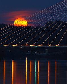 Harvest Moon Bridge