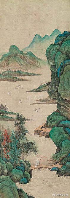 Qiu Ying (1498-1552)