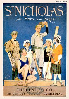 St. Nicholas Magazine, June 1921
