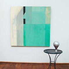 Large Painting Original Oil on Canvas 36x36 by JennyGrayArt, $1400.00