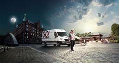 GO! Nabízíme logistické služby. Zajišťujeme expresní mezinárodní i vnitrostátní přepravu zásilek pro biotechnologický, farmaceutický a potravinářský průmysl či strojírenské podniky.