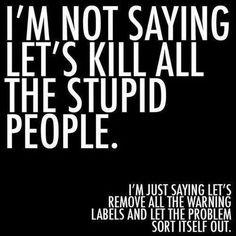I'm Not Saying #IM, #Not, #Saying