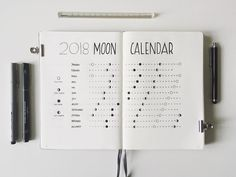 """669 Likes, 11 Comments - @bullet_journalish on Instagram: """"Do you feel the moon changing? Do you have problems sleeping when it's a full moon? Because I do!…"""""""
