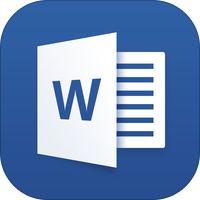 Microsoft Word by Microsoft Corporation