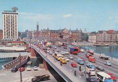 københavn i 60'erne Some Beautiful Images, Copenhagen Denmark, Good Old, Vintage Photos, Paris Skyline, Street View, Urban, Country, Places