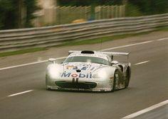 Porsche 911 GT1 - Le Mans 1997