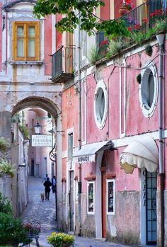 the Amalfi coast-Ravello, Italy
