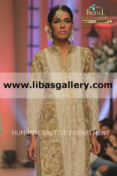 Umar sayeed's complete #TBCW2014 Bridal Collection 2014 - 2015 Telenor Bridal Couture Week 2014 Lahore Wedding Dresses Latest Bridal Dress Collection Pakistan Special Occasions Dresses Bridal Wedding Dresses 2014 2015 New Arrivals UK USA Canada Australia Saudi Arabaia Japan Bahrain Kuwait Norway Sweden New Zealand www.libasgallery.com TBCW2014 models, photographers, etc. Fashion Week Shows & Backstage.Fashion Week starts the week before the shows
