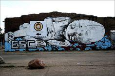Wände ohne Ende - AXEL VOID by URBAN ARTefakte, via Flickr