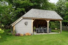 Gazebo, Home And Garden, Outdoor Structures, Deco, Garage, Gardens, Wood Gardens, Car Shed, Living Spaces