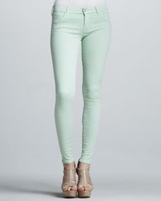 Koral Mint Denim http://ssskye.wordpress.com/