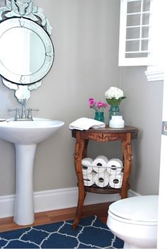 6th Street Design School Feature Friday Mcgee Life Bathroom Tablebathroom