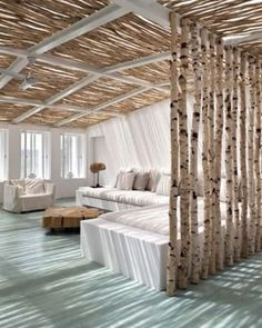 Search images of sunroom styles and decor. Discover ideas for your 4 seasons area enhancement, including inspiration for sunroom decorating as well as designs. Home Beach, Beach House Decor, Home Decor, Beach Houses, Sunroom Decorating, Interior And Exterior, Interior Design, Bungalows, Coastal Living