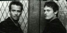 Norman Reedus, Sean Patrick Flanery Sean Patrick Flanery, Norman Reedus, Picture Video, Saints, Videos, Pictures, Fictional Characters, Art, Photos
