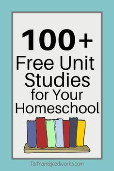 The Ultimate Collection of Free Unit Studies for an Entire Year of Homeschooling Your Preschool to High School Aged Students. High School Curriculum, Free Homeschool Curriculum, Homeschooling, Science Curriculum, Science Classroom, Homeschool Kindergarten, Kindergarten Readiness, Unit Studies, Architecture