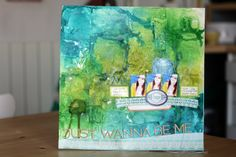 Crafting ideas from Sizzix UK: Make your own textured backgrounds!
