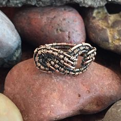 Knot Ring | JewelryLessons.com