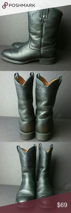 ARIAT HERITAGE WOMEN BOOT IN GOOD CONDITION   SKE # Pp Ariat Shoes