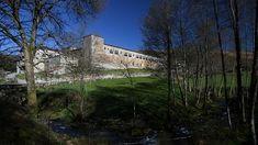 Monasterio de Oseira- MIGUEL MUÑIZ -  Los monasterios más impresionantes de España