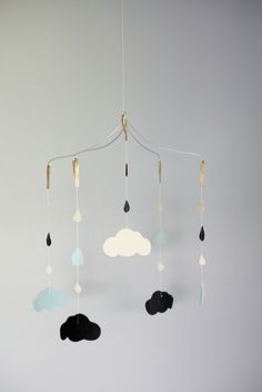 Adorable Handmade Mobiles from The Alison Show
