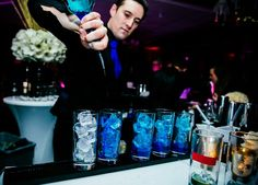 Cocktail Bar For Corporate Events | Firebird Events