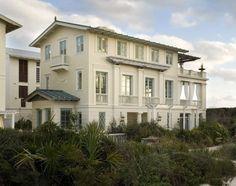 New house beach exterior seaside Ideas Seaside Florida, Florida Home, Seaside Resort, Seaside Beach, Beach Cottage Style, Beach House Decor, Coastal Style, Dream Beach Houses, Enchanted Home