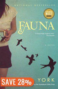 Fauna Book by Alissa York
