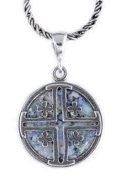 Special 925 Sterling Silver Pendant Ancient by DavidShamayJewelry, $81.00