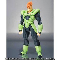 ToyzMag.com » Dragon Ball Z : une date pour le S.H.Figuarts de C-16