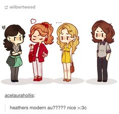 THIS IS SO CUTE THOUGH I NEED CHIBI MARTHA AND JD