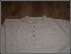 pánská bavlněná košile