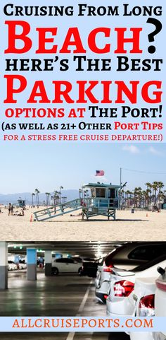 Cruising from Long Beach? Here's the best parking options at the port! (as well as 21+ other port tips for a stress free cruise departure!) When you plan your  cruise, don't forget to check what else can you do in the most of the beautiful  cruise ports to have a best day in every port. Here you will find our best tips  and tricks to prepare your cruise! #CruisePorts #CruisePortThingsToDo #CruisePortTrips  #CruisePortFun #ThingsToDoinLongBeach #DIYCruiseExcursions