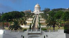Haifa - Israel Haifa Israel, Planting Flowers, Taj Mahal, Temple, Building, Plants, Temples, Buildings, Plant