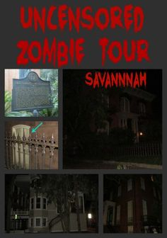 Learn About Savannah's Sordid Past on the Uncensored Zombie Tour