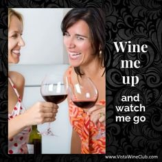 Wine me up and watch me go. #wine #winelover #winetasting #winery #wineclub #redwine #whitewine #mommyblogger #momlife #businessopportunity #workfromhome