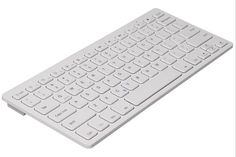 Ultra-Slim Bluetooth Keyboard for Apple iPad / iPhone / Galaxy tab S3 or any Bluetooth Enabled Devices Cable-Free. Bluetooth Connection with your Mobile Devices such as Tablets and mobile phones, Bring you more convenience when you need to type, Operating Distance up to 10 meters. Super Compatibility. Compatible with iPads, iPhones and Bluetooth-enabled Tablets, Laptops, and Mobile Phones. Reasonable Layout. QWERTY Layout with Hot keys Customized for all iPads, Including Volume, Music…