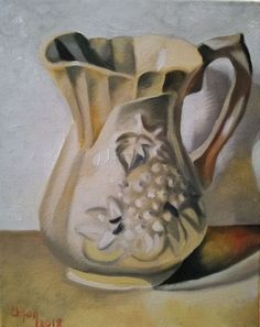 Buy JUG WITH GRAPES PATTERNS, Oil painting by Chifan Cătălin Alexandru on Artfinder. Discover thousands of other original paintings, prints, sculptures and photography from independent artists.