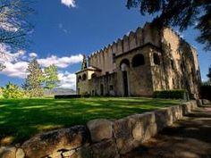 Castillo de Montesquiu (Barcelona) SPAIN