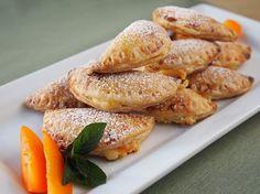 Cream Cheese and Apricot Empanadas - Que Rica Vida