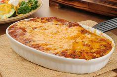 Mexican Casserole Recipe: Chicken Enchilada