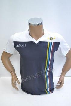 T-shirt Męski 705 Lean 2014 M-2XL Prod. Turecki