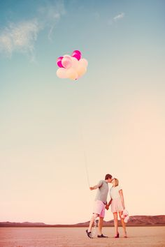 i really like balloons