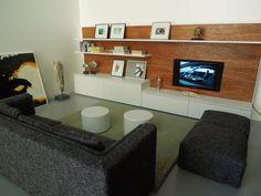 custom Soho entertainment unit with Iphone LCD | Flickr – Compartilhamento de fotos!