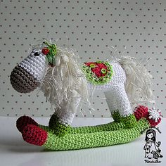 Ravelry: Rocking horse pattern by Vendula Maderska