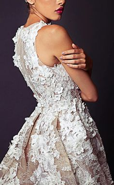 fashion in my eyes: Flawless Krikor Jabotian dresses